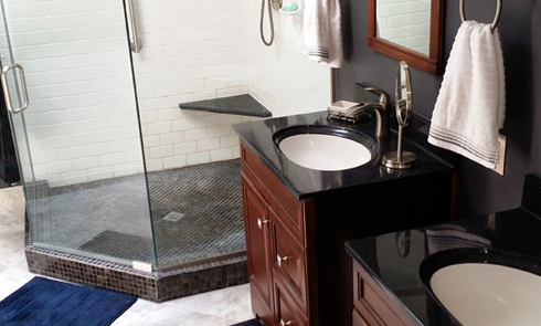 Home Remodeling Contractors Carmel Fishers Noblesville - Bathroom remodel fishers in